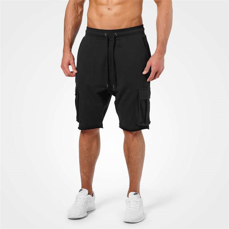 Herrenbekleidung & Zubehör Original Männer Marke Shorts Bodybuilding Quick Dry Board Shorts Anzug Sommer Männer Der Turnhallen Fitness Strand Casual Shorts