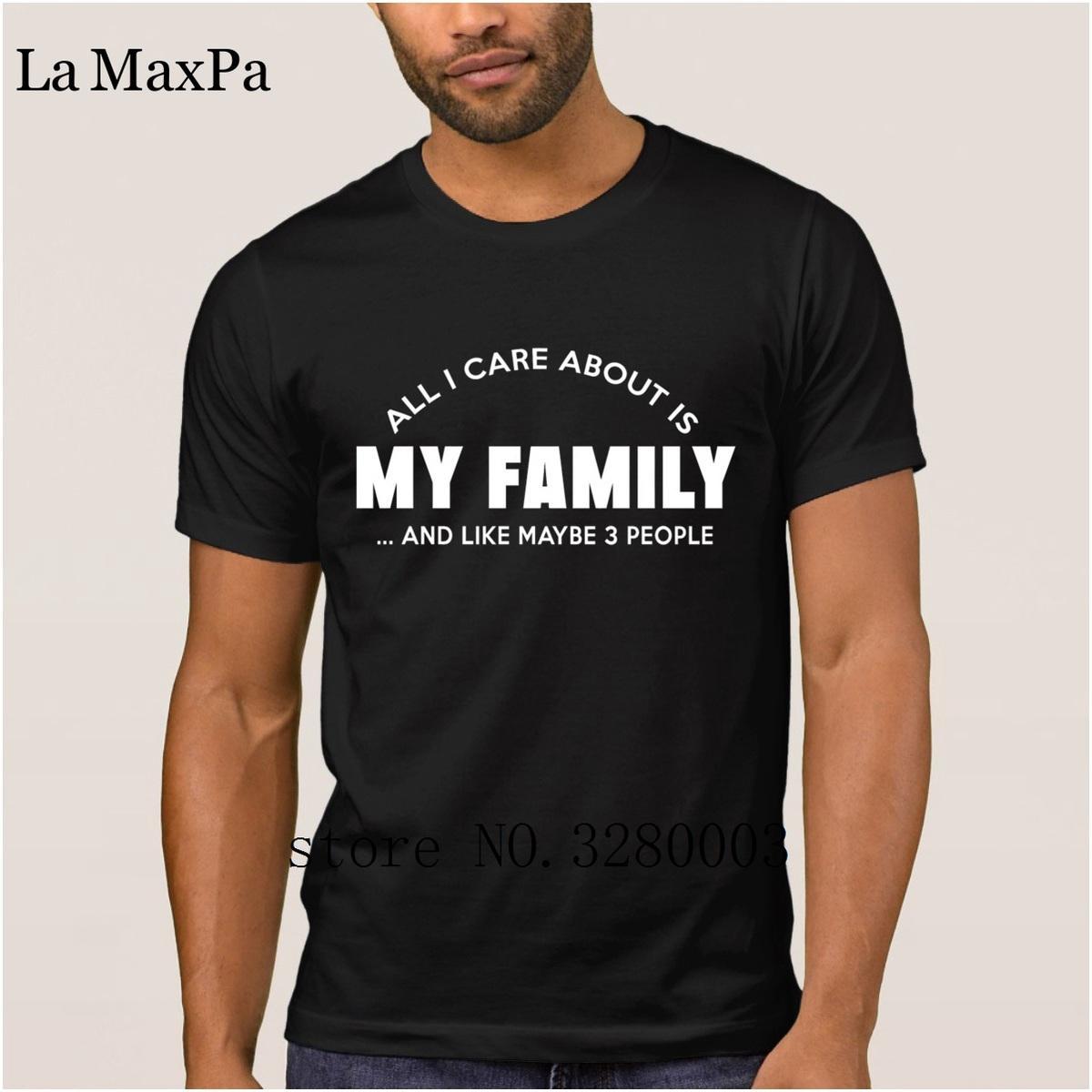 Compre Imprimir Camiseta Cómoda Para Hombres Todo Lo Que Me Importa
