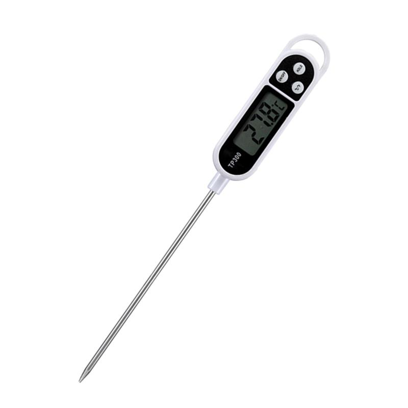 Echootime High Quality Digital Kitchen Thermometer For Meat Water Milk Cooking Food Probe BBQ Electronic Oven Thermometer Kitchen Tool