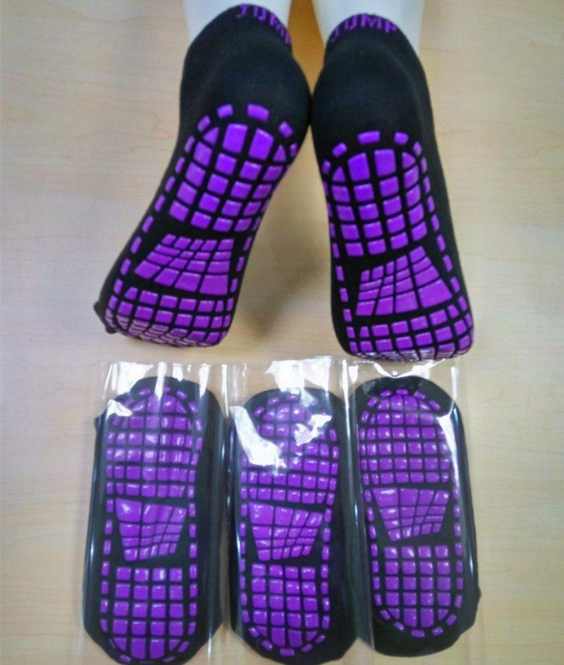 Meias trampolim de silicone antiderrapante meias esportivas ao ar livre confortável premium yoga Pilates Meia meias de barco Meias anti-derrapante tornozelo curto