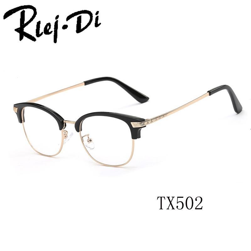 0093c6587e TX502 Clear Lens Eye Glasses Frame Women Fashion Oversized Spectacle Frames  Transparent Optical Eyeglasses Clear Eyeglass Eyewear Frames Cheap Eyewear  ...