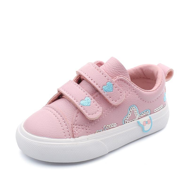 48fd534cfd438 Acheter 2018 Nouvelle Mode Bébé Chaussures Filles 1 3 Ans Chaussures Enfant  Respirant Enfants Garçons Casual Semelle Souple 3 Couleur De  26.23 Du  Cornemiu ...