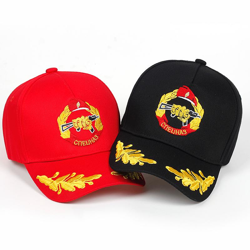 0435990ef new Russian Spetsnaz Special Forces Fist embroidery Baseball Cap men women  cotton Hip hop snapback golf cap hats Bone Garros
