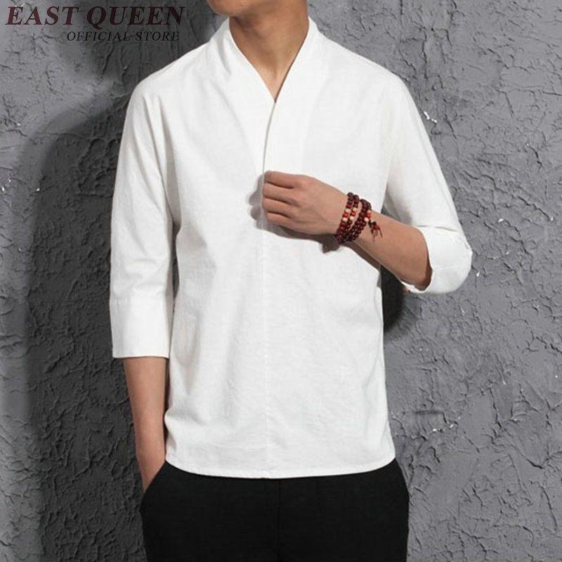 Acquista Abbigliamento Tradizionale Cinese Uomo Tradizionale Abbigliamento  Da Uomo Orientale Abbigliamento Maschile Cinese Aa1102 A  43.65 Dal  Pattern68 ... 06cd54391b2