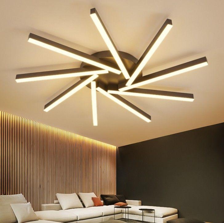 Lampen Wohnzimmer. Trendy Decke Lampe Woh Lampen Led Selbst ...