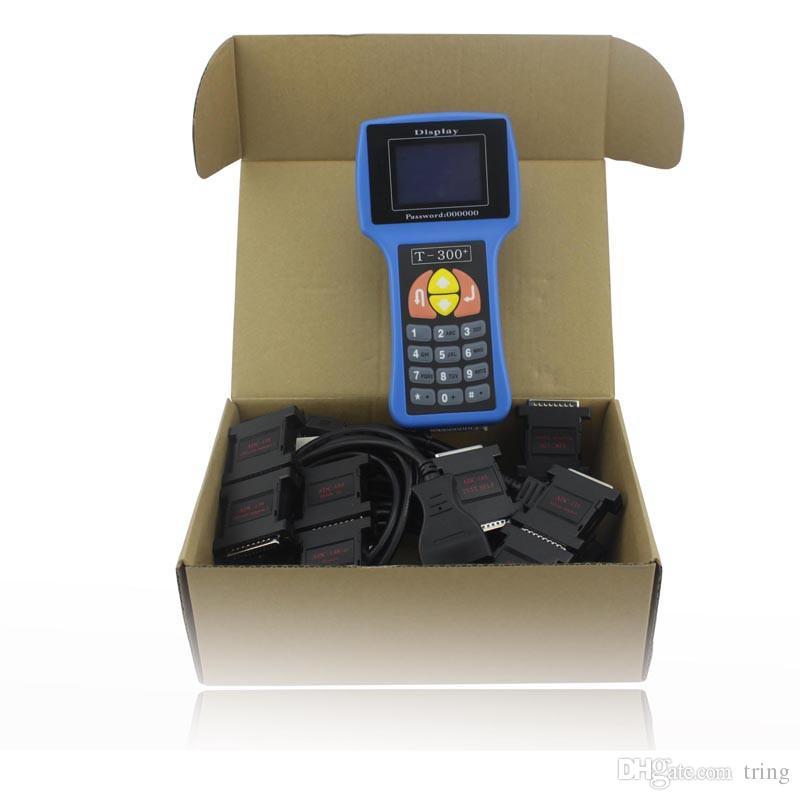 Programmeur principal automatique de T300 T-300 V17.8 fabricant principal de voiture Outil facultatif de programmeur de code de T
