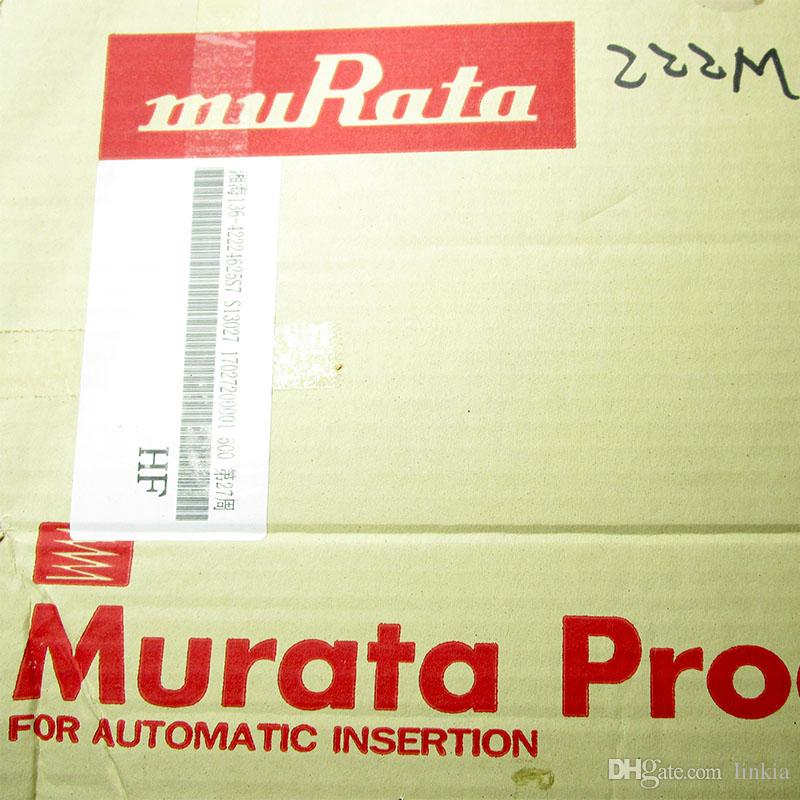 Japan MURATA Safety Ceramic Y Capacitor X1Y1 250V102M 1NF Pitch 10