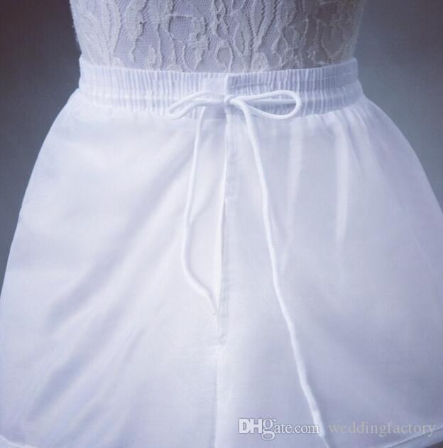 새로운 도착 신부 웨딩 드레스 페티코트 조정 가능한 직경 여성 Petticoat Bustle Crinoline 저렴한 고품질 액세서리