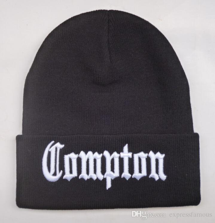 Yeni Geliş Compton Pyrex 23 tha Mezunları son krallar Yıldız hip hop yün kış şapka gülümsemek yüz erkeklerin kadınlara yönelik sıcak kapaklar örme şapkalar beanie