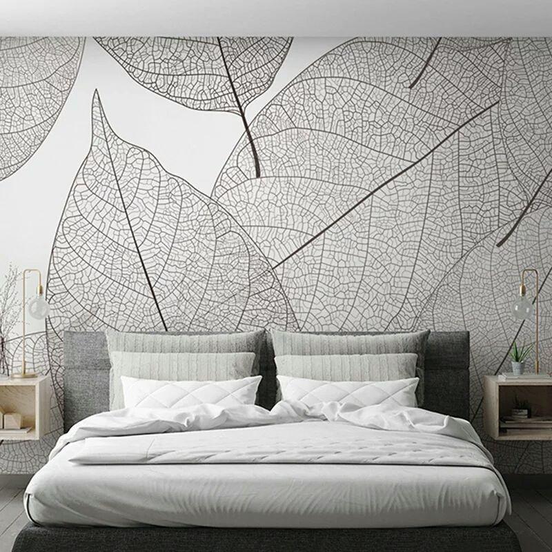 Carta Da Parati Moderna Texture.Acquista Personalizzato Murale Carta Da Parati Moderna Minimalista