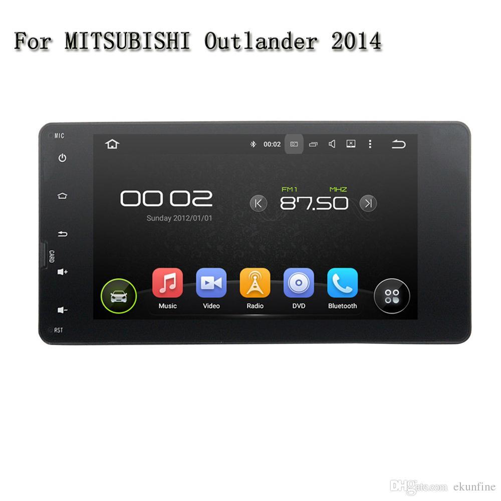 Android 8 0 Octa Core Car DVD GPS Player Navigation Stereo for MITSUBISHI  Outlander 2014 Radio Headunit Deckless Free Map