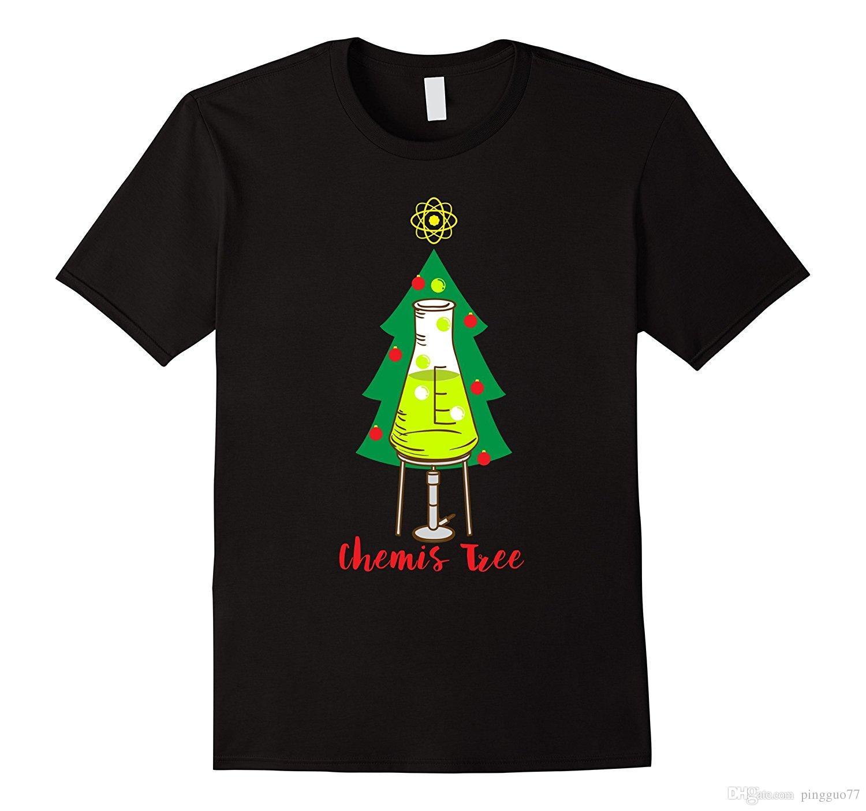 Großhandel Chemis Tree Funny Wissenschaft Chemie Weihnachten ...