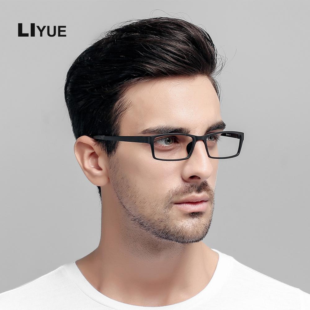 22b2967211c9 TR90 Eyeglasses Frames Men Anti Computer Blue Laser Fatigue Radiation  Resistant Eyeglasses Goggles Glasses Women Optical Frame Canada 2019 From  Onlycloth, ...