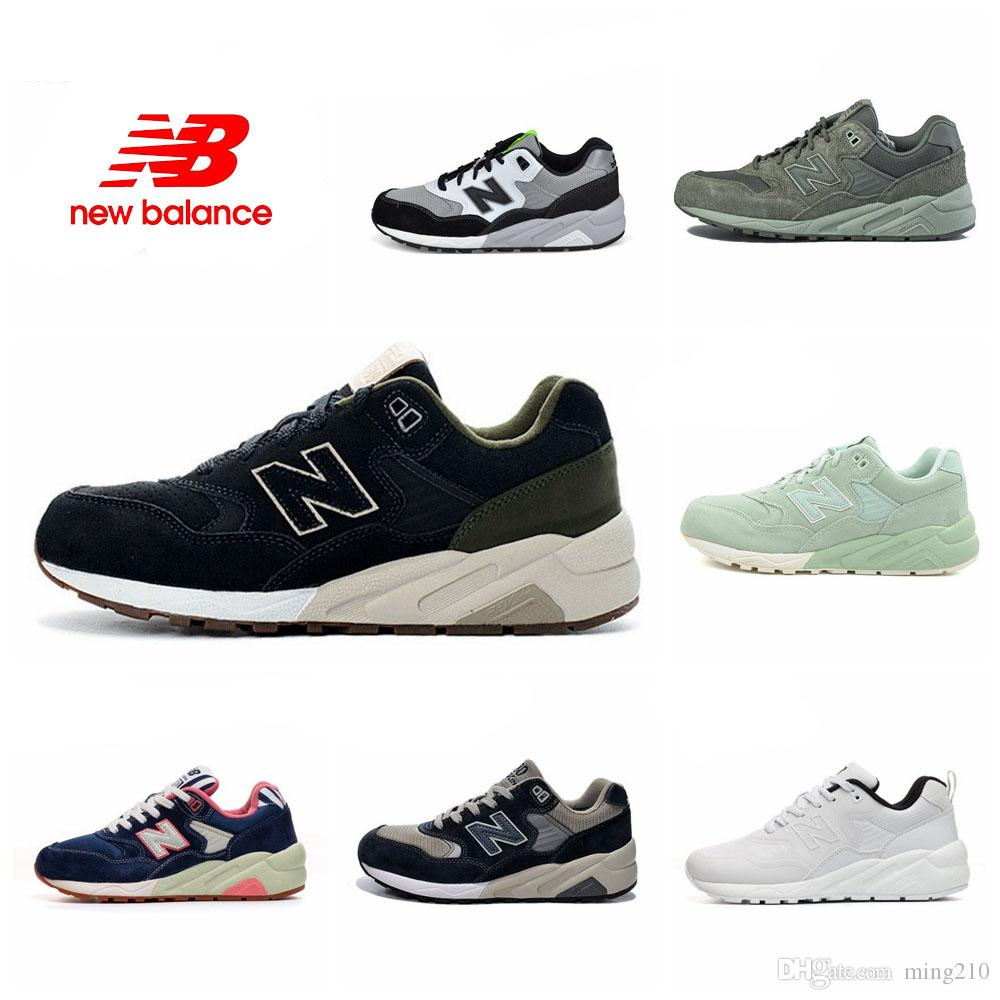 2018 Original nb580 new balanced shoes mens new balances sneakers MRT580HT MRT NB580 men's & women's Running Shoes get to buy fashion Style sale online free shipping exclusive yinAF