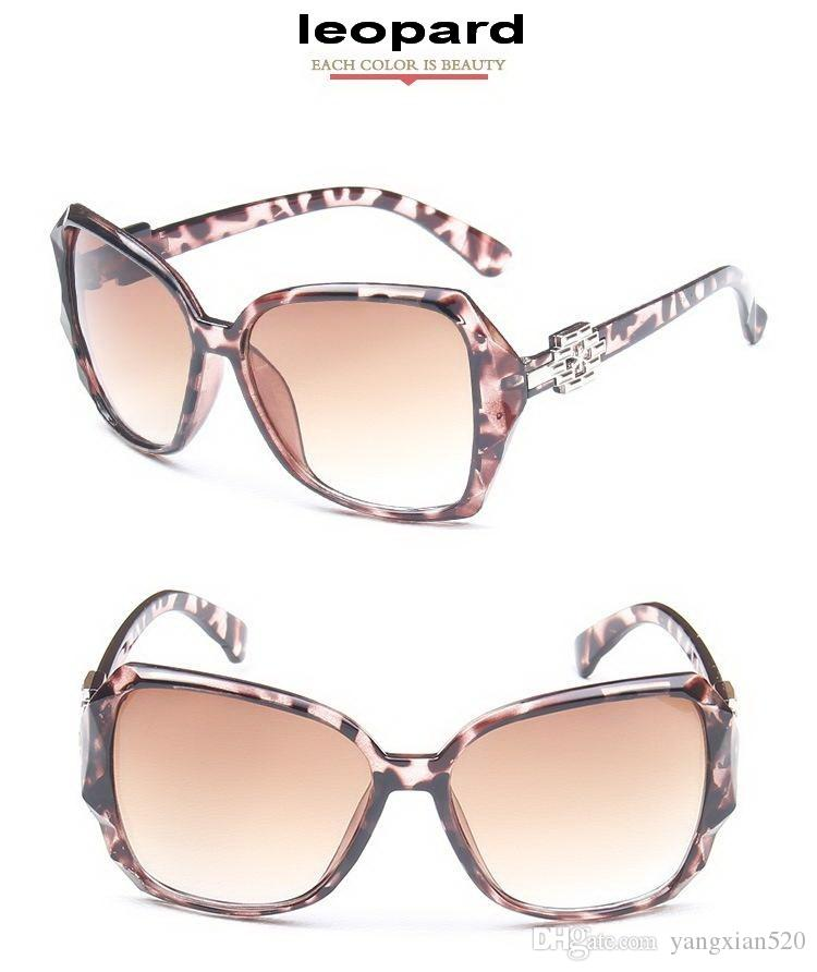 new fashion sunglasses female star with the influx of European and American 5045 sunglasses men's women's brand design