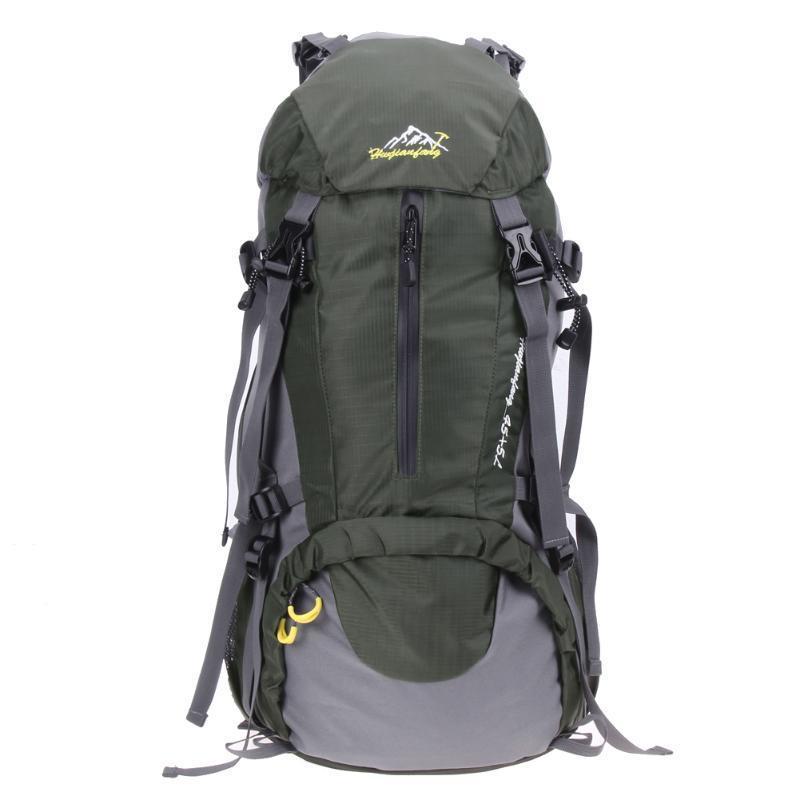 Dos 50l Capacité Voyage À Air Étanche Alpinisme Grande Escalade Randonnée Sacs Plein Sac Camping Sport En Yvgfb7mI6y