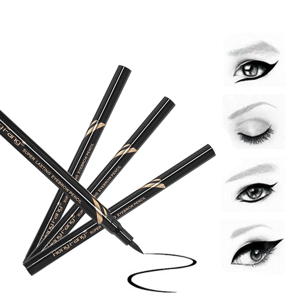 New Long Lasting Waterproof Brown 7 Days Liquid Eye Brow Pencil