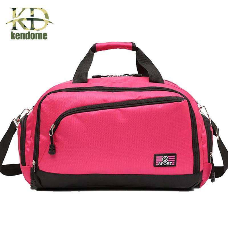 4a0144df0d1a Special Hot Men Sports Gym Bags Women Fitness Training Shoulder Bag ...