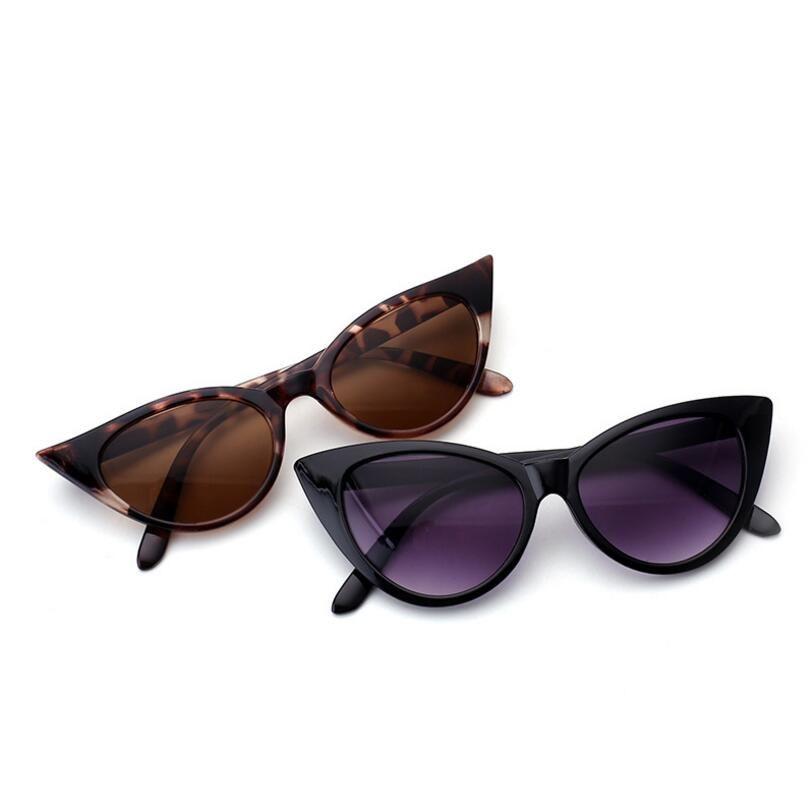 f51aa296636 Cat Eye Sunglasses Small Retro Fashion Shades Sun Glasses Sexy Trending  Leopard Grain Small Cute Cat Eye Sexy Sunglasses Mirror Sunglasses Boots  Sunglasses ...