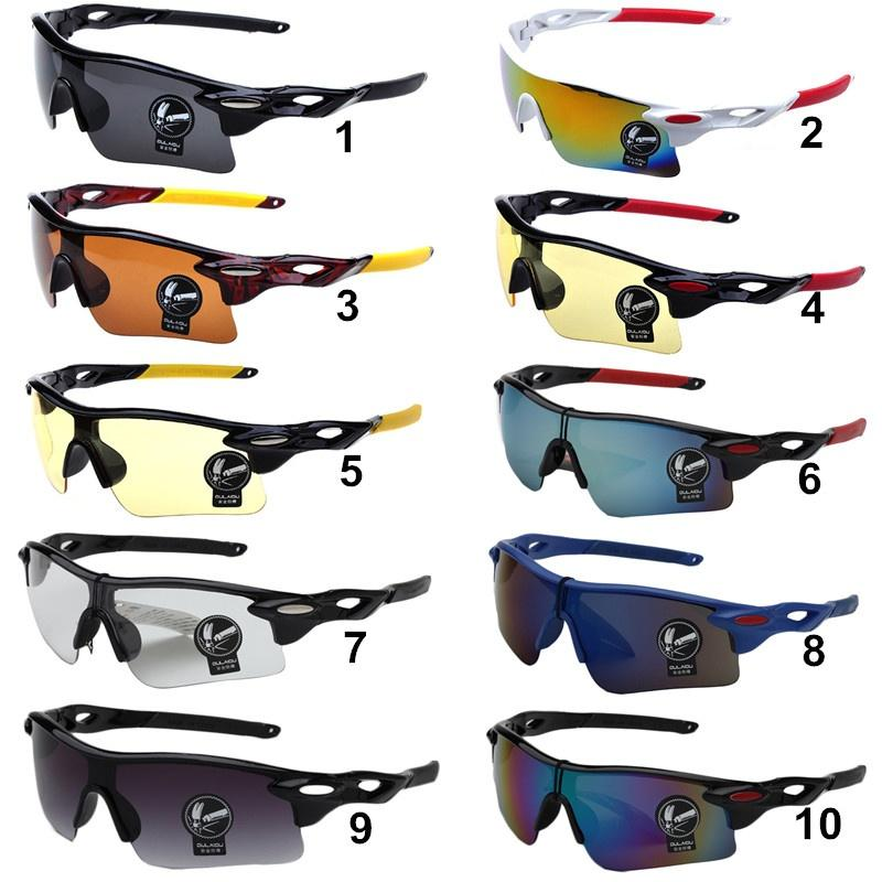 aea98baa1e Oulaiou 009181 Outdoor Sports Cycling Goggles Bicycle Bike Riding ...