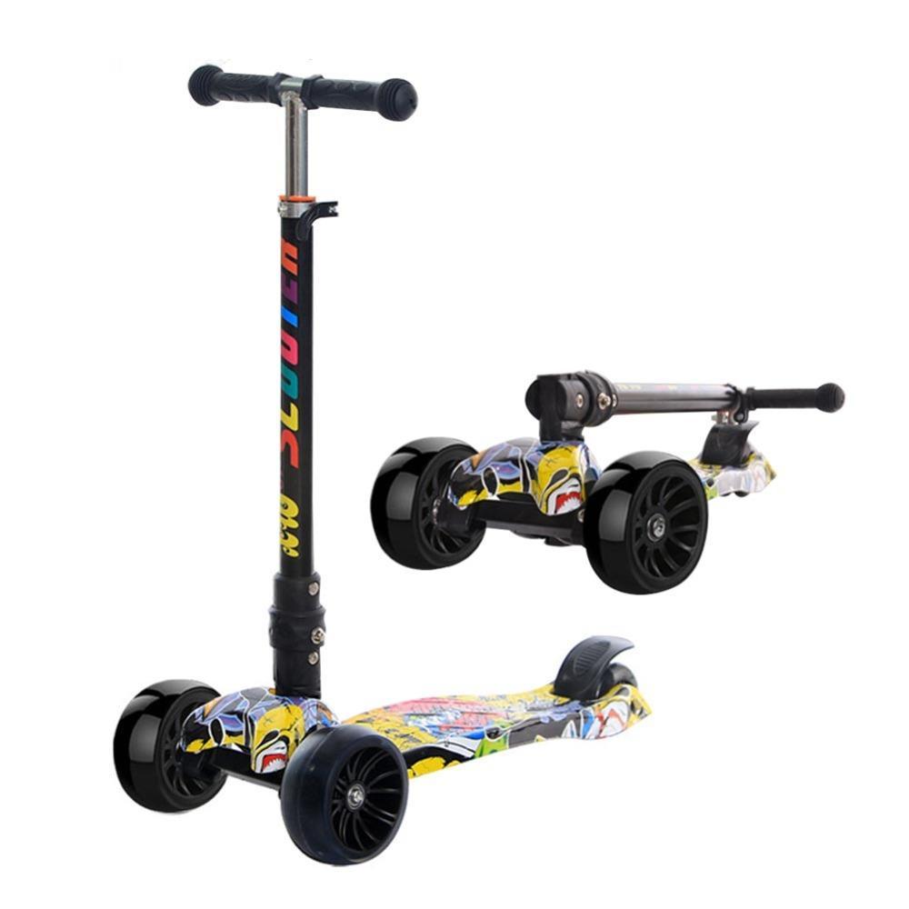 Para Ejercicio Regalo Bicicletas Kick Niños Scooter Divertido Juguetes gbyvmf7Y6I