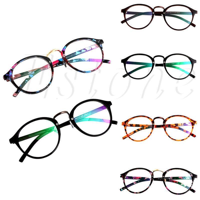 39b197eb50f 2019 Vintage Men Women Eyeglass Frame Glasses Retro Spectacles Clear Lens  Optical New From Shemei