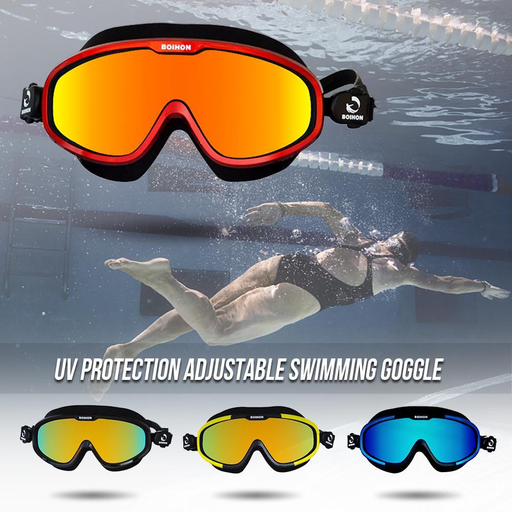 Professionelle Sicherheit Anti Nebel Schwimmen Brille Beschichtung Kinder Schwimmen Gläser Männer Frauen Kinder Brille Sport Baby Swim Brillen Schwimmzubehör Schwimmbrillen