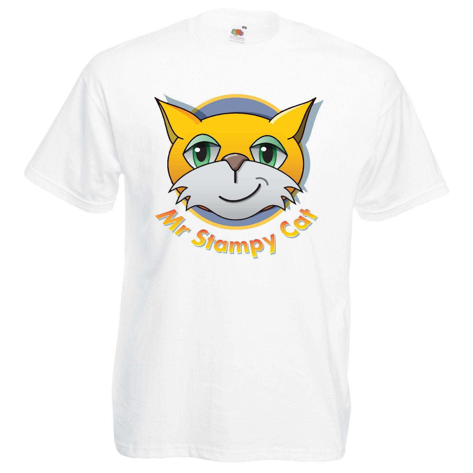 Stampy Cat Inspired T Shirt Long Nose Stampycat Great Shirts Buy From Funnytees 1099