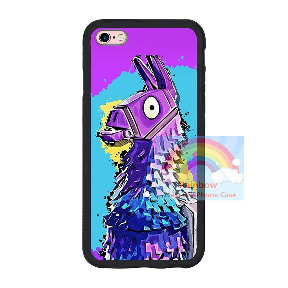 fortnite battle royale for iphone 7 7plus samsung galaxy s7 s8 plus tpu case fortnite iphone 5s se soft tpu protective phone case cover cell phone cover - fortnite cover iphone se