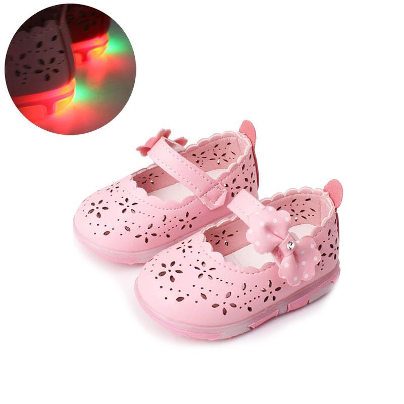 7a80032cf958d Baby Girls Leather Shoes Princess Butterfly Knot Soft Toddlers Kids Casual  Shoe Summer Cute Girl Shoes Kids Toddler Boots Australian Leather Shoes Baby  ...