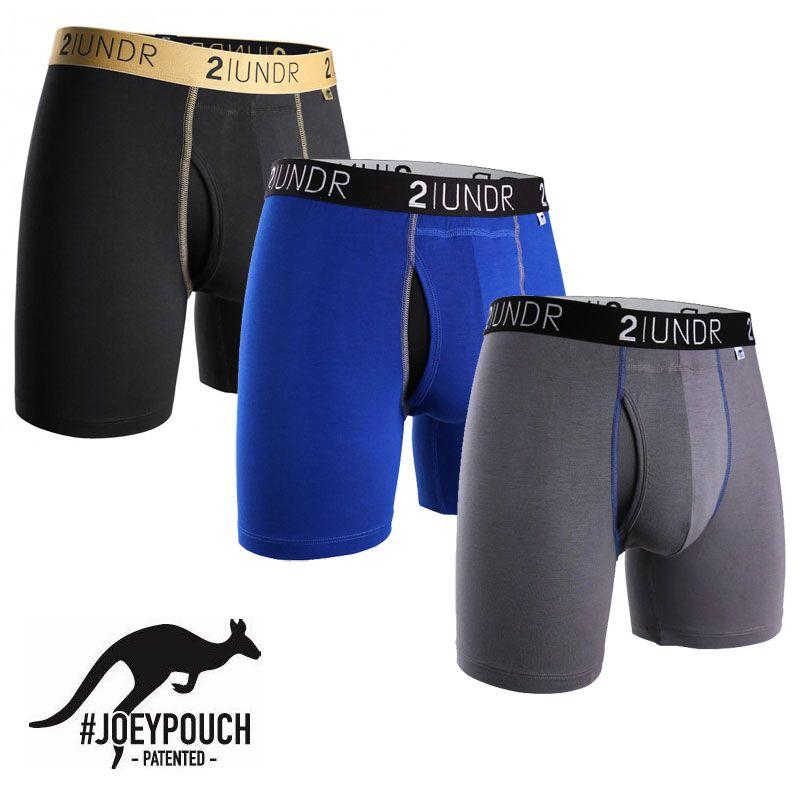 7c752c8020 2019 New! 2UNDR Men S Joey Pouch SWING SHIFT 6 BOXER Modal Fabric ~ NO BOX  From Jamiezhong