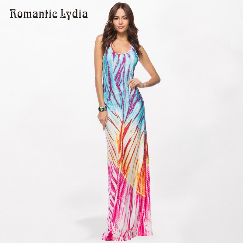 e14795a49cd3d 2019 2018 Women Summer Casual Beach Maxi Dresses Boho Floor Length Elegant  Bodycon Party Long Bohemian Dress Plus Size 3XL 4XL 5XLY1882301 From  Zhengrui07