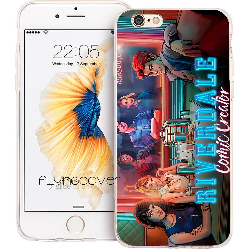 coque iphone x riverdale