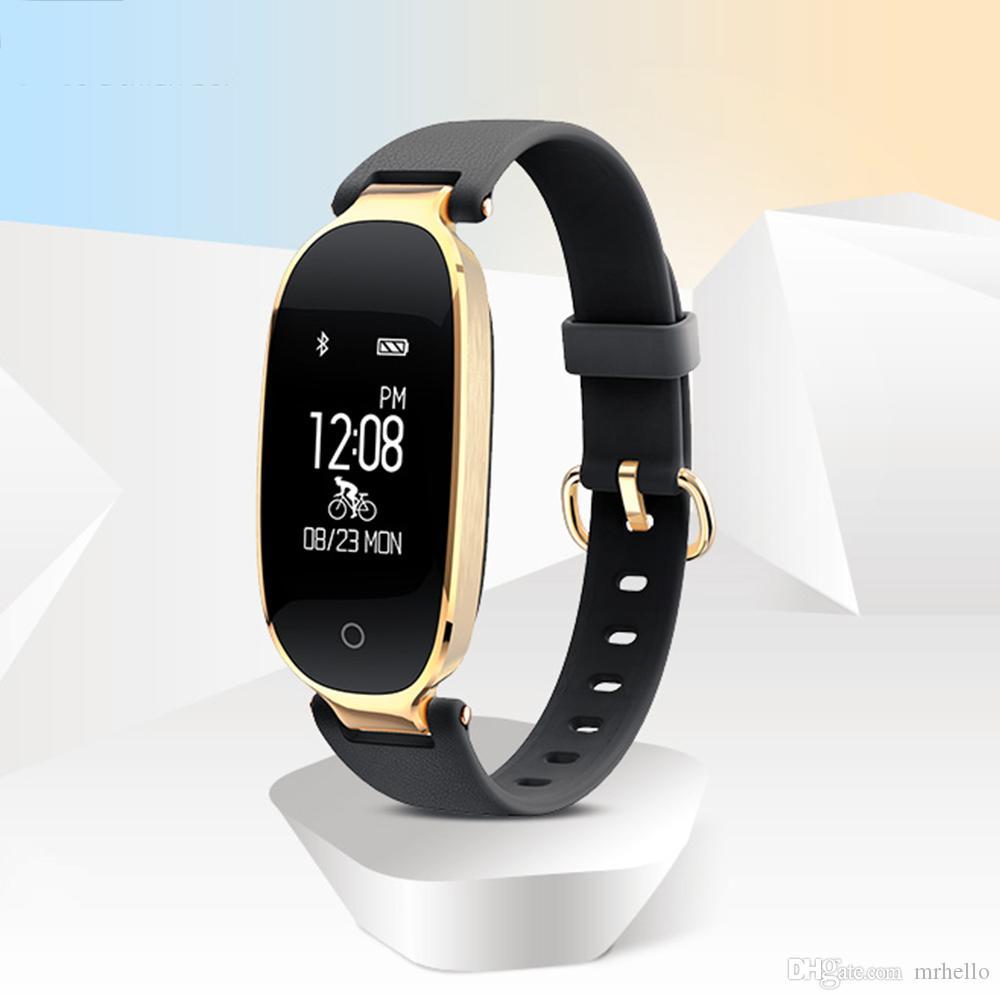 Fitnessgeräte Smart Uhr Armband Gesundheit Monitor Schlaf Analyse Sozialen Unterhaltung