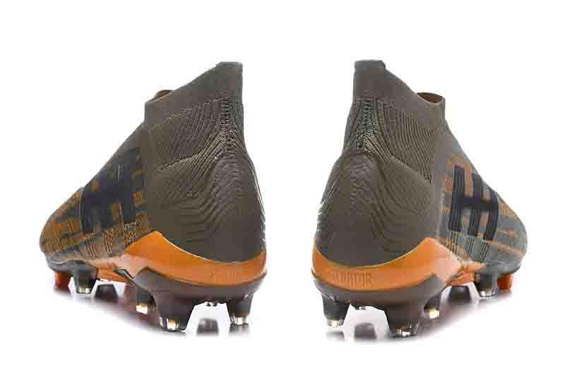 buy cheap low price fee shipping 100% Original Brown Orange Messi Soccer Cleats Predator 18+ Kids Soccer Shoes Womens Soccer Boots Slip-up Children ACE 18.1+ Football Boots top quality online visit new online from china online IOLmLx2b