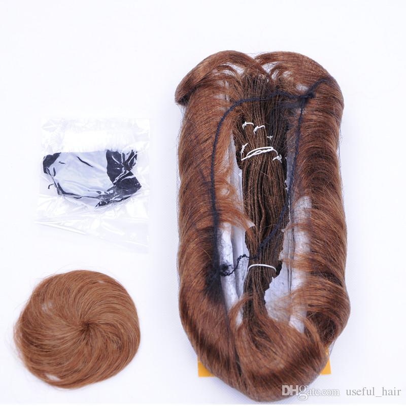 Brezilyalı bakire saç Remy İnsan Saç Kapatma Remi Femi 28 Adet başına bir kafa düz stil 100% insan bakire saç demetleri Dokuma