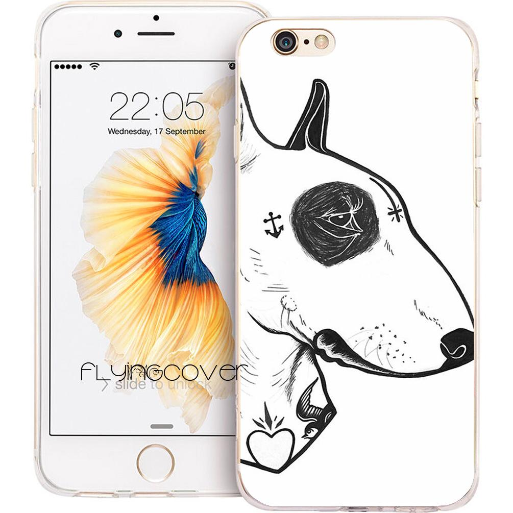 coque iphone xr bull terrier