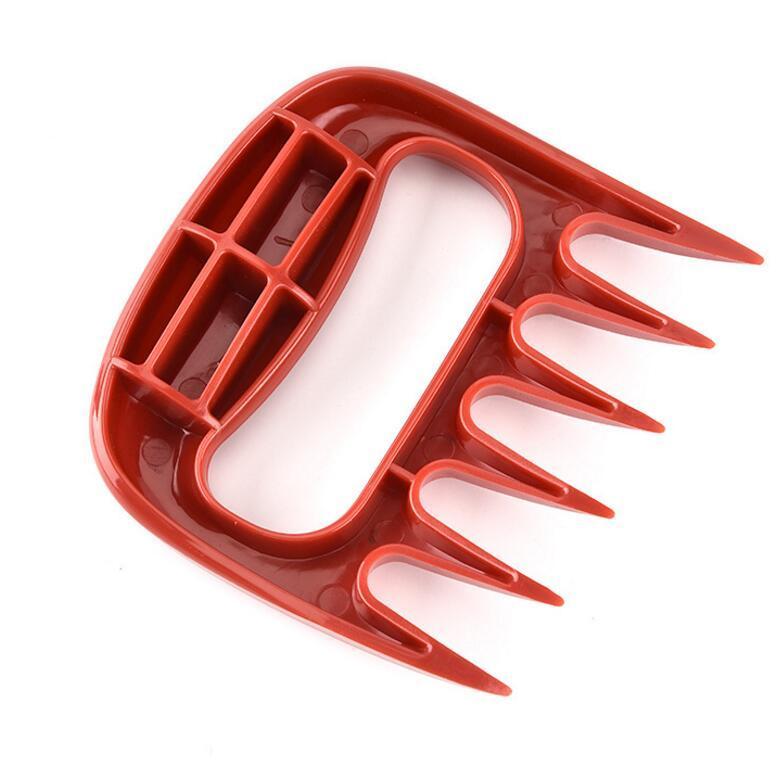 Bärentatzen Shredder Klauen BBQ Gabel Pull Shred Cut Meats Grill Zubehör Wesentliche für Grill BBQ Tool Sharp Klingen