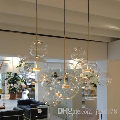 clear glass pendant living room contemporary decorating. Modern Creative Led Pendant Light Clear Glass Living Dining Room Bedroom  Home Decoration Toolery Bubble Hanging Lamp Fixture Lamps Clear Glass Pendant Living Room Contemporary Decorating
