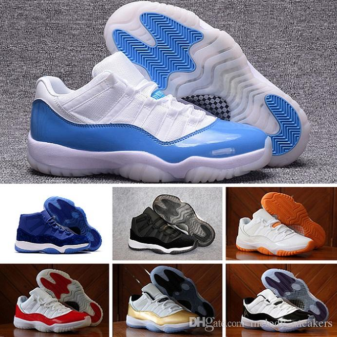 ... best compre 2018 nike air jordan 11 retro running shoes número de  melodysneakers 98.76 pt. de519ab48