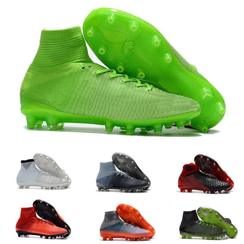2019 2018 Cheap Mercurial Superfly V Ronalro AG CR7 Cristiano Ronaldo Mens Football  Boots Soccer Boots Women Soccer Shoes From Huarache88 7748f6dc29