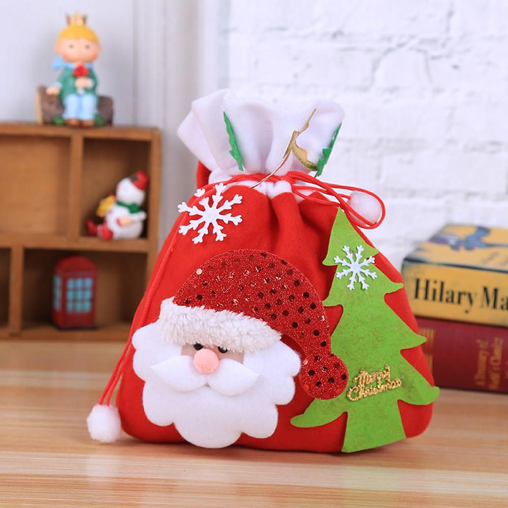 Happy New Year 2019 Year Merry Christmas Gift Christmas Gift Bag ...