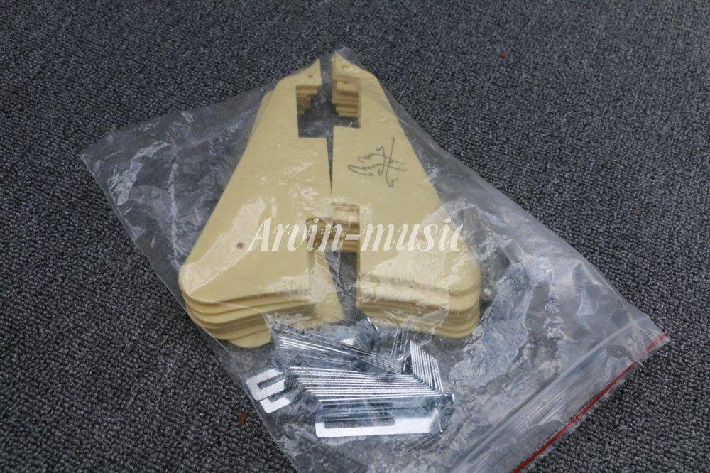 Brinkley custom shop 10 шт. Джимми страница подпись электрогитара накладку бесплатная доставка