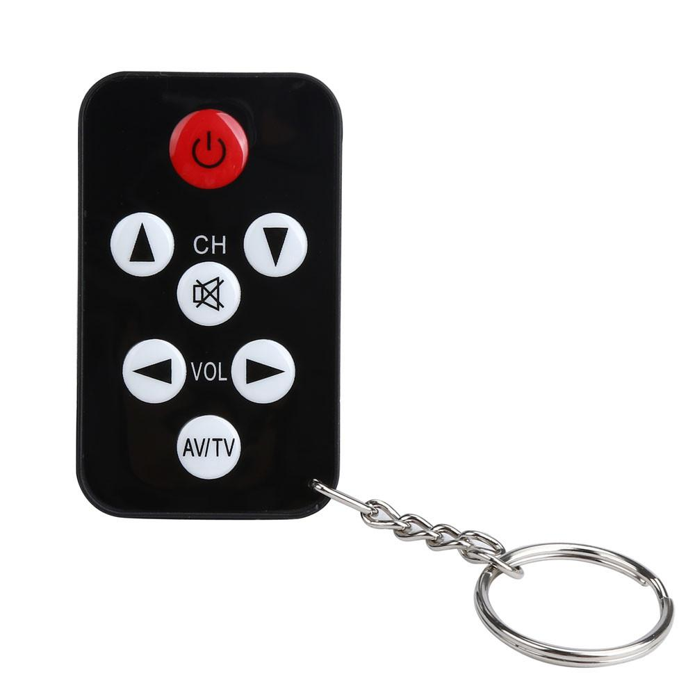 TV Mini Keychain Universal Remote Control for Philips Sony Panasonic  Toshiba LO Television Controller Hot Sale