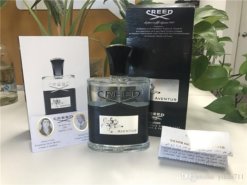 New Creed Aventus Perfume For Men 120ml With Long Lasting Time Good