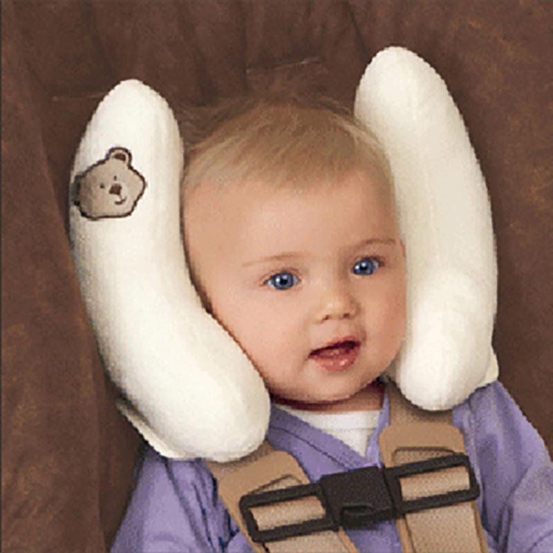 Infant Stroller Head Neck Protection Pillow Baby Car Safety Seats Boys Girls Soft Adjustable Support Cushion P011 30 Throw Pillows On Sale Fall
