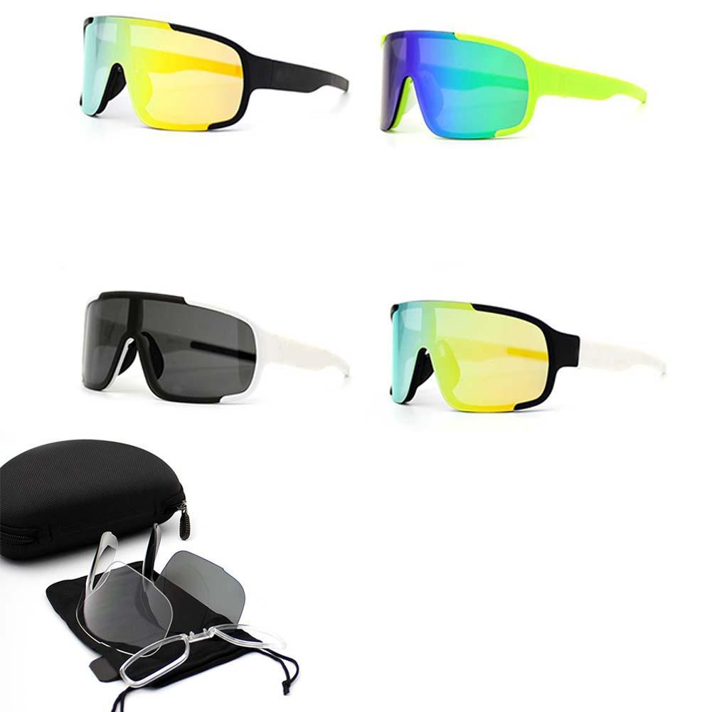0833d929ef 2019 Men Women Polarized Cycling Glasses Goggles 2 Lens Kit UV400 Bicycle  Sunglasses Mountain Bike MTB Outdoor Sport Glasses Eyewear From Hcaihong