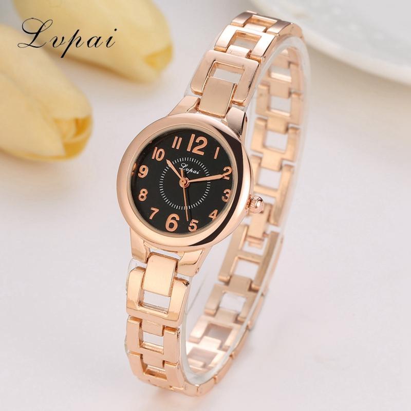 9e97672595a33b Großhandel Lvpai Marke Luxus Frauen Business Uhren Mode Quarz Damen  Armbanduhr Günstige Damen Kleid Business Weibliche Uhr Von Huteng, $36.57  Auf De.Dhgate.
