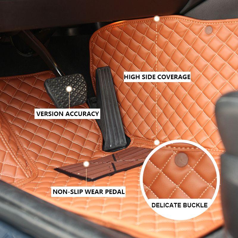 Custom Car Floor Mats For Chery Yiggo 5 T11 2011 Arrizo 3 7 Chery