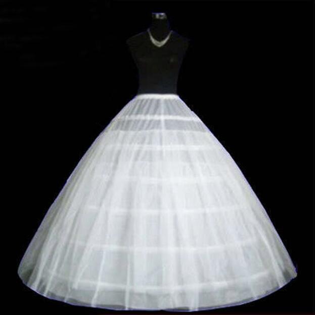 Nova Chegada Nupcial Vestido De Noiva Decoração Ajustável Diâmetro Mulheres Petidoats Bustle Crinoline Barato Acessórios De Alta Qualidade